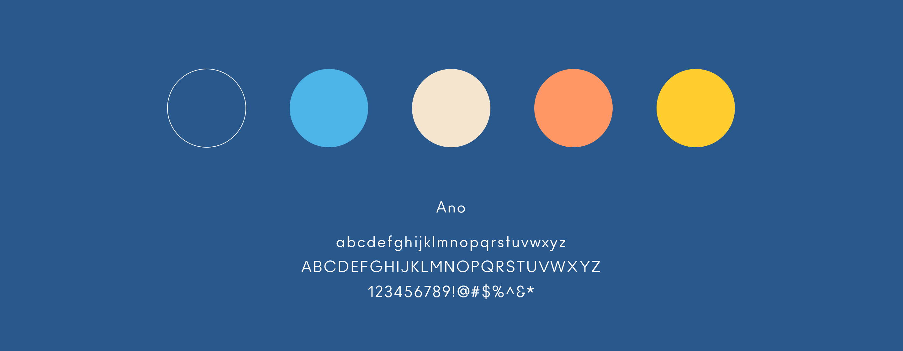 Bodewell color type